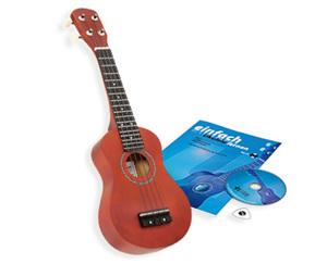 Musikinstrumente-Set
