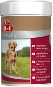 8in1 Tabletten für Hunde, Bierhefe