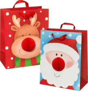Profissimo Premium Geschentüte, B 26,5 cm, H 33 cm, T 14 cm