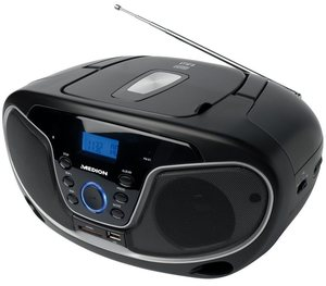 MEDION® Stereo Sound System mit CD-Player »LIFE® E66224«