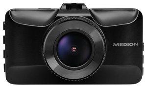 MEDION® E49018 Autokamera, 3´´ LCD, FHD »3MP Sensor, G-Sensor, 130° Weitwinkelobjektiv«