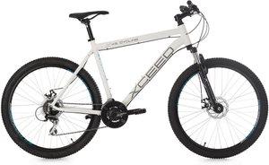 KS Cycling Mountainbike, 24 Gang Shimano Acera Schaltwerk, Kettenschaltung