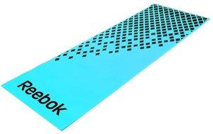 Reebok Fitnessmatte, »Training Mat Blue/Diamond«
