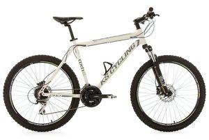 KS Cycling Mountainbike »GXH«, 24 Gang Shimano Acera Schaltwerk, Kettenschaltung