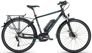 Head Herren Trekking E-Bike, 28 Zoll, 10 Gang Shimano XT, »E-Trekking Men«