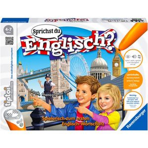 tiptoi® Sprichst du Englisch?