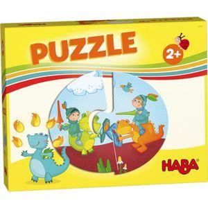 HABA-Lieblingsspiele - Puzzles Ritter und Prinzessin HABA 303761
