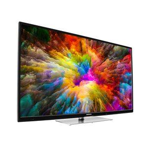 "MEDION LIFE® X15523 Smart-TV, 138,8 cm (55"") Ultra HD Display, HDR, Dolby Vision, PVR ready, Netflix, Bluetooth®, DTS HD, HD Triple Tuner, CI+, inkl. 2.1 TV Soundbar E64126"