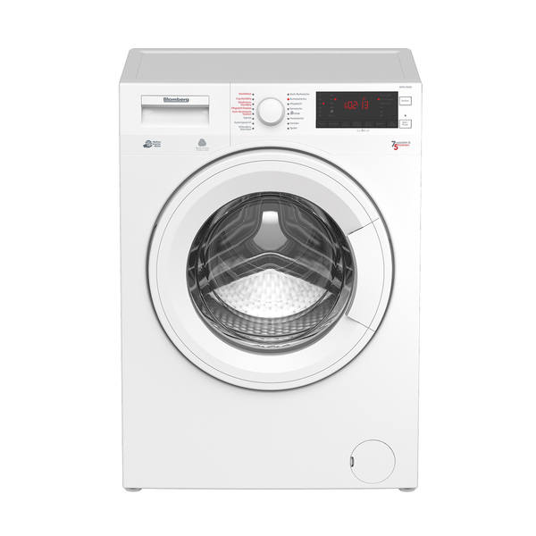 Blomberg WTFN 75140 Weiß Waschtrockner, A, 7kg/5kg, 1400U/min