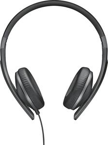 Sennheiser HD 2.30i Black On-Ear-Kopfhörer mit geschlossener Bauweise für Apple iOS schwarz