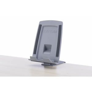 Tablet-Halter Grau