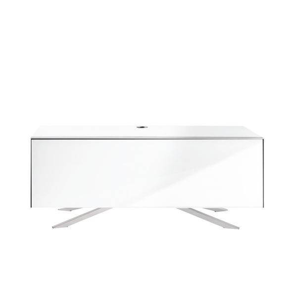 Tv Möbel Weiß Mattalu Geschliffen Ca 130 X 49 X 45 Cm Von Porta