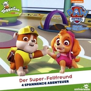 CD Hörspiel - Paw Patrol: Der Super-Fellfreund (10)