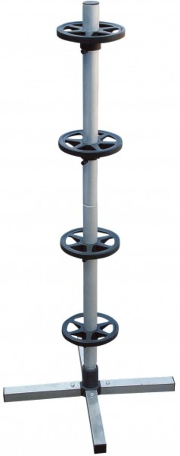 TrendLine Felgenbaum bis 225 mm ,  Felgenständer inkl. Reifenschutzhülle