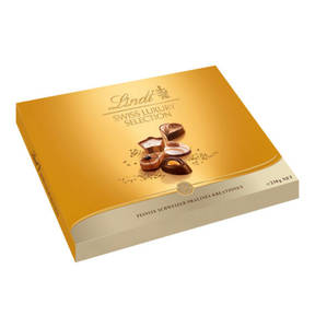 LINDT             Swiss Luxury Selection, mit Alkohol, 230g
