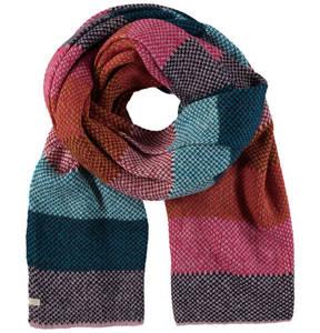 ESPRIT             Schal, Color-Blocking, Streifen, Strick