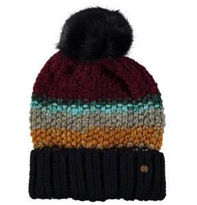 ESPRIT             Mütze, Woll-Anteil, Strick, Bommel