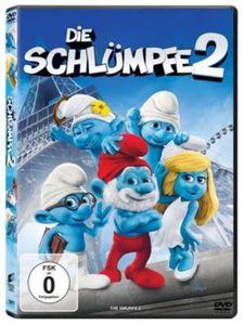 DVD Die Schlümpfe 2
