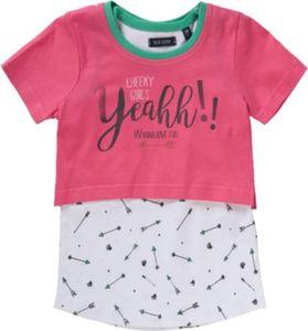 Set T-Shirt + Top Gr. 98 Mädchen Kleinkinder