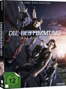 DVD Die Bestimmung -Allegiant