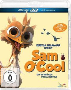 BLU-RAY Sam O´Cool - Ein schräger Vogel hebt ab! (3D + 2D Version)