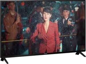 Panasonic TX-55FXW584 139 cm (55´´) LCD-TV mit LED-Technik hochglanz schwarz/silber / A