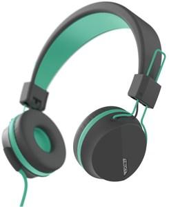 Hama Next On-Ear-Kopfhörer mit Kabel türkis