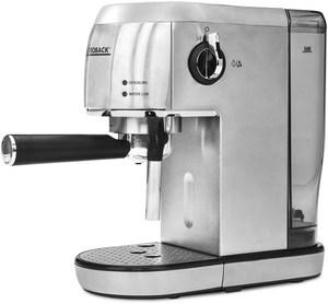 Gastroback Design Espresso Piccolo Siebträgermaschine edelstahl