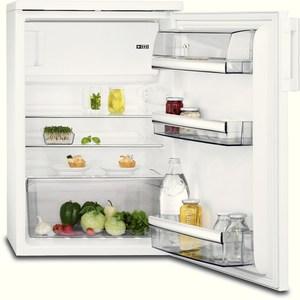 AEG RTS9143XAW Tischkühlschrank mit Gefrierfach weiß / A+++