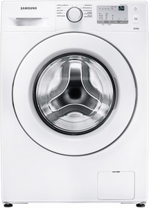 Samsung WW 80 J 3473 KW Stand-Waschmaschine-Frontlader weiß / A+++