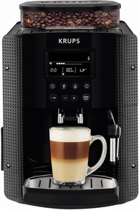 Krups EA 8150 Espresso-/Kaffeevollautomat schwarz
