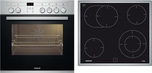 Constructa CX 32156 Geräte-Set edelstahl + edelstahl / A