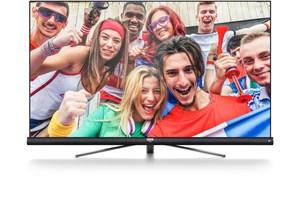 TCL 55DC762 139 cm (55´´) LCD-TV mit LED-Technik Titanium / A+