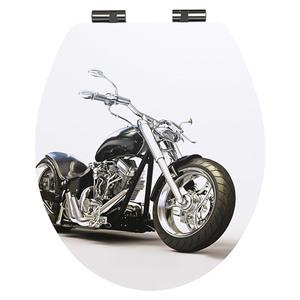 Poseidon WC-Sitz Motorbike