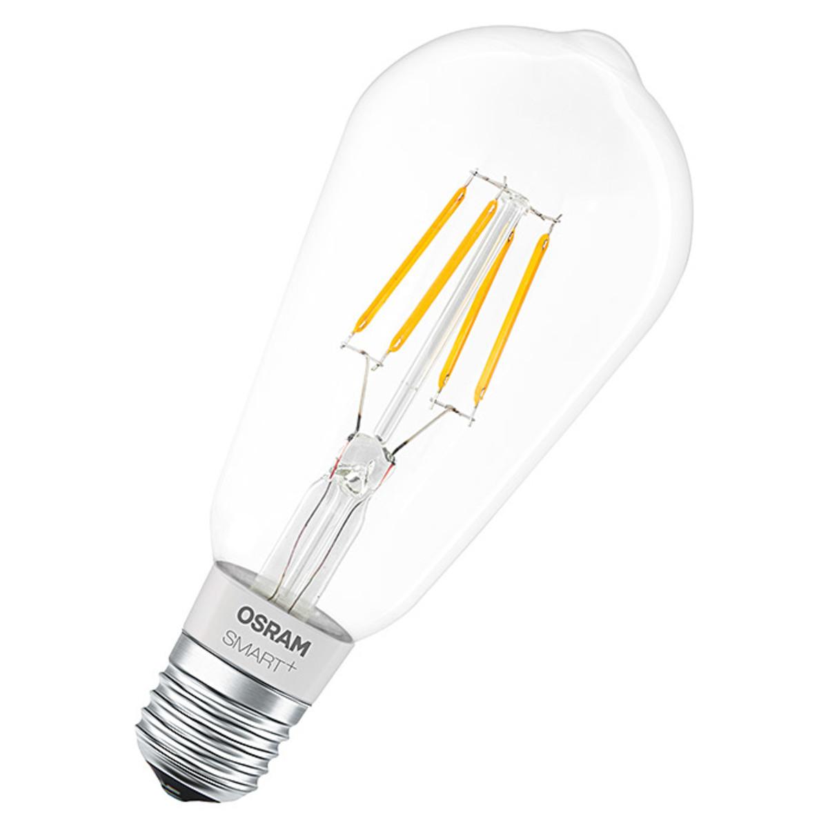 Bild 2 von Osram Smart+ Bluetooth LED-Leuchtmittel Edison 60 Filament