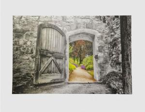 Bild Tor zum Garten