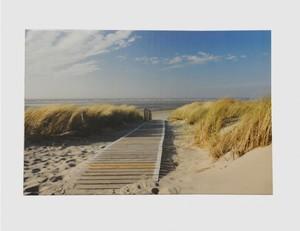 Bild Steg zum Strand