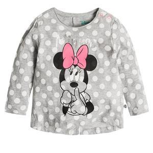Baby Langarmbody Minnie Mouse
