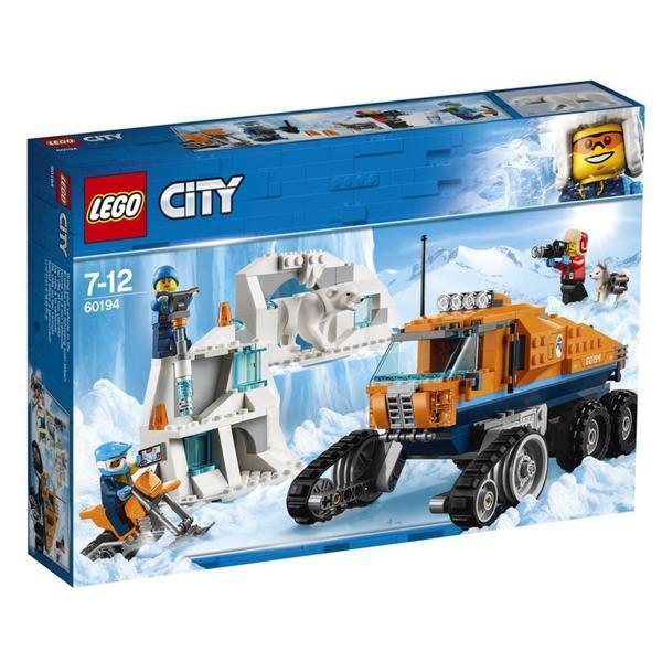LEGO City 60194 Arktis Erkundungstruck