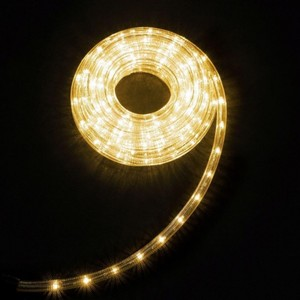 TrendLine LED-Lichtschlauch warmweiss ,  10 m, für Innen + Außen