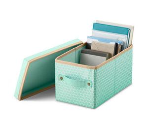 Ordnungsbox mit Deckel, klein