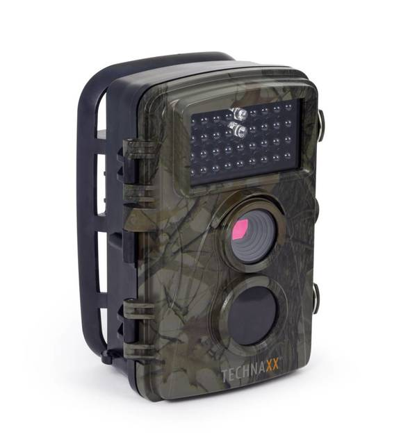 Full HD Wild- Überwachungskamera TX-69 für den Innen- und Außenbereich Technaxx