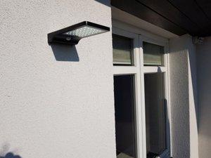 Solar LED Außenleuchte