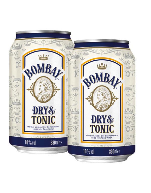Bombay Dry Gin&Tonic