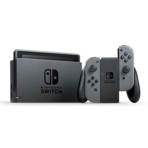 Nintendo - Switch: Konsole, grau