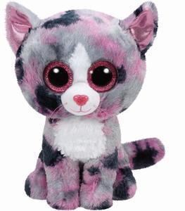 TY Beanie Boos Katze Lindi pink 24cm