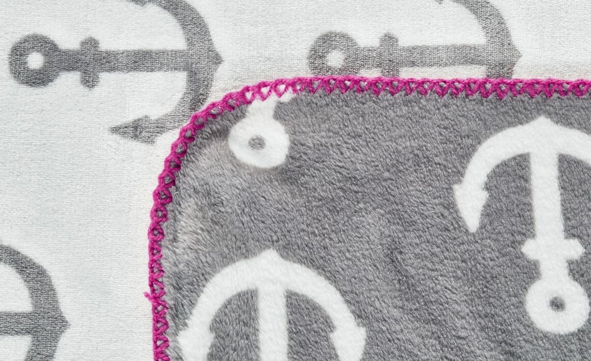 Bild 3 von Soft-Flausch Wendedecke Anker
