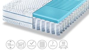 Tonnentaschenfederkern-Matratze  Möve Aqua Med T