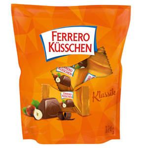 FERRERO             Küsschen, 124g