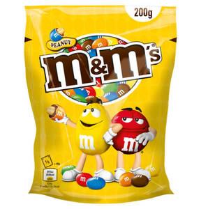 Mars             m&m´s Peanut 200g